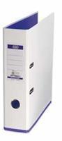 Elba ordner MyColour ft A4, rug van 8 cm, wit/paars