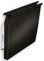 Elba L'Oblique hangmappen voor kasten Ultimate bodem 30 mm, zwart