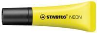 Stabilo Markeerstift Neon geel