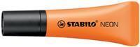 Stabilo Markeerstift Neon oranje