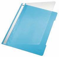 Leitz Snelhechter  4191 A4 PVC lichtblauw