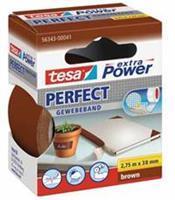Tesa extra power 38 mm bruin