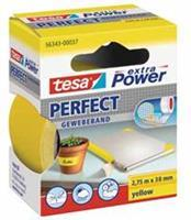 Tesa extra Power Pefect, ft 38 mm x 2,75 m, geel
