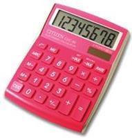 Citizen Allrounder bureaurekenmachine CDC-80, roze