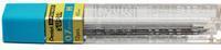 Pentel Potloodstift  0.5mm zwart per koker H