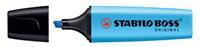 Stabilo Boss Original Blauw