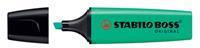 Stabilo Markeerstift  Boss Original 70/51 turquoise