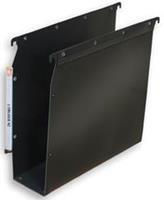 Elba L'Oblique hangmappen voor kasten Ultimate bodem 80 mm, zwart