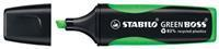 Stabilo Markeerstift  Green Boss 6070/33 groen