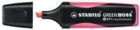 Stabilo Markeerstift  Green Boss 6070/56 roze