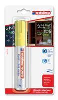 Viltstift  4090 window schuin neongeel 4-15mm blister
