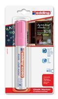 Viltstift  4090 window schuin neonroze 4-15mm blister