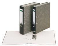 gewolkte ordner folio 80mm zwart