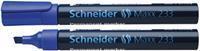 Schneider permanent marker Maxx 233, blauw