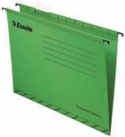 Pendaflex Hangmap  A4 V-bodem groen