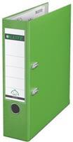 Ordner Rugbreedte 80 mm. licht groen