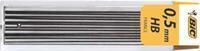 BIC Conté criterium Gilbert mines etui van 12 potloodstiften van 0,5 mm