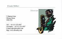 Decadry visitekaarten MicroLine ft 85 x 54 mm, 185 g/m², 180 kaartjes