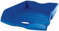 Han Loop brievenbak geschikt voor ft A4/C4 blauw