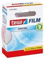 Plakband  film Crystal 19mmx33m