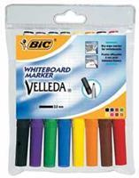 BIC Whiteboardstift  1748 assorti ronde punt 1.4mm