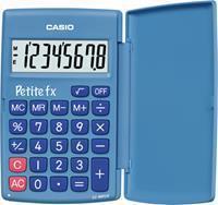 Rekenmachine  basisschool blauw
