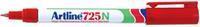 Fineliner  725 rond rood 0.4mm