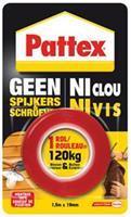 Pattex Plakband  Supermontage 50kg binnen en buiten