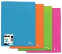 Elba Art Pop, showalbum, ft A4, 60 tassen, geassorteerde kleuren