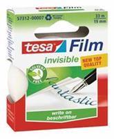 TESA Onzichtbaar plakband  film 19mmx33m