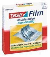 TESA Dubbelzijdige plakband  film 19mmx33m