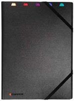 Exacompta Exaview Exactive® presentatiemap A4 30 insteekhoezen 240 x 320 mm polypropyleen zwart
