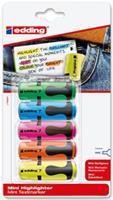 Markeerstift  7 Mini assorti blister à 5st