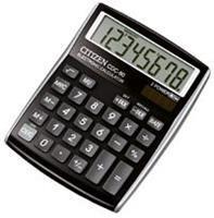 Citizen Allrounder bureaurekenmachine CDC-80, zwart