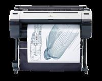 Canon Inkjetpapier  610mmx50m 90gr standaard
