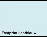 Fastprint Kopieerpapier  A4 160gr lichtblauw 50vel