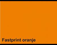 Fastprint Kopieerpapier  A4 160gr oranje 50vel