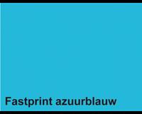 Fastprint Kopieerpapier  A4 160gr azuurblauw 50vel