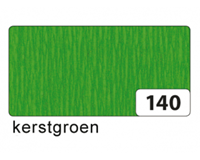Crepepapier Folia 250x50cm nr140 kerstgroen