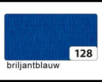 Crepepapier Folia 250x50cm nr128 briljantblauw