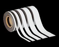 Magnetisch beschrijf- en wisbaar  10mx50mmx1mm wisbaar wit