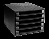 Exacompta Ladenbox  Ecoblack zwart