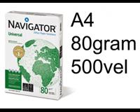 Navigator Universal A4 papier 1 doos (5x 500 vel)