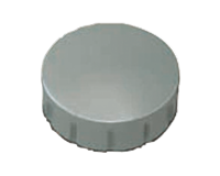 MAUL Magneet  Solid 15mm 150gr grijs