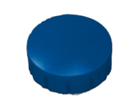Magneet  Solid 15mm 150gr blauw