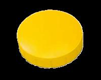 MAUL Magneet  Solid 20mm 300gr geel