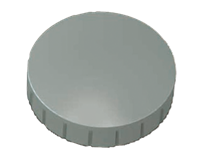 MAUL Magneet  Solid 32mm 800gr grijs