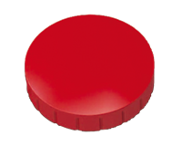 MAUL Magneet  Solid 32mm 800gr rood