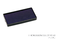 Colop Stempelkussen  6E/40 blauw