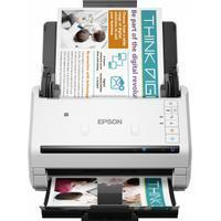 epson Dubbelzijdige Scanner  WorkForce DS-570W 600 dpi WIFI LAN Wit